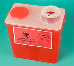2-Gallon Sharps Container w/ Lid