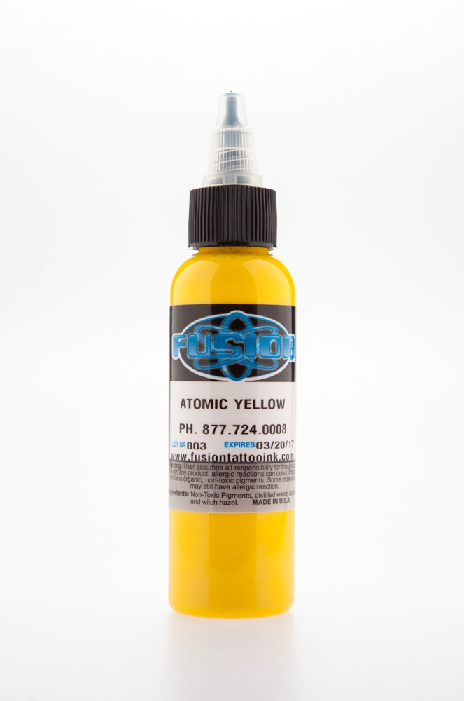 Atomic Yellow 1oz Btl