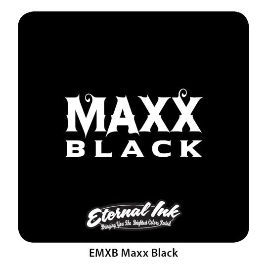 Maxx Black 8oz Btl