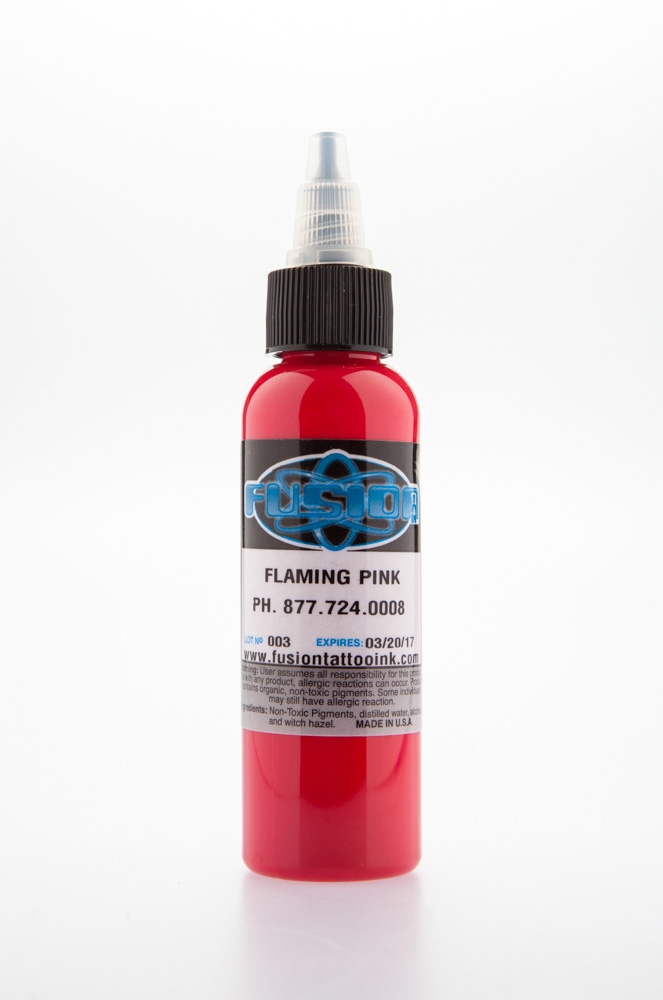 Flaming Pink 4oz btl