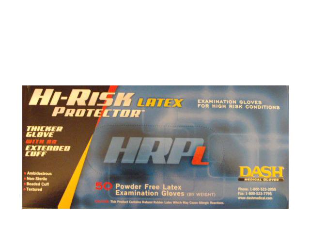 High Risk Protector Latex - XX-Large