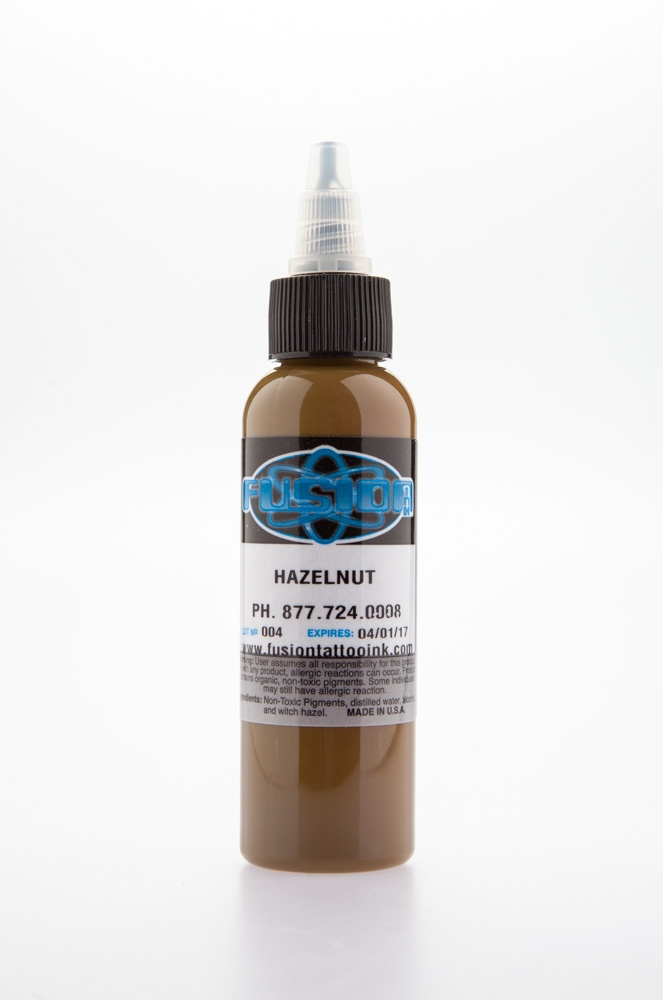 Hazelnut, 4 oz bottle