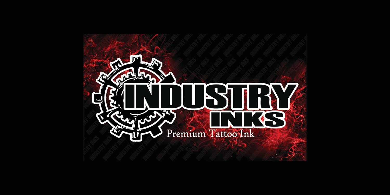 Industry Inks 4oz Full Set (70 Colors)