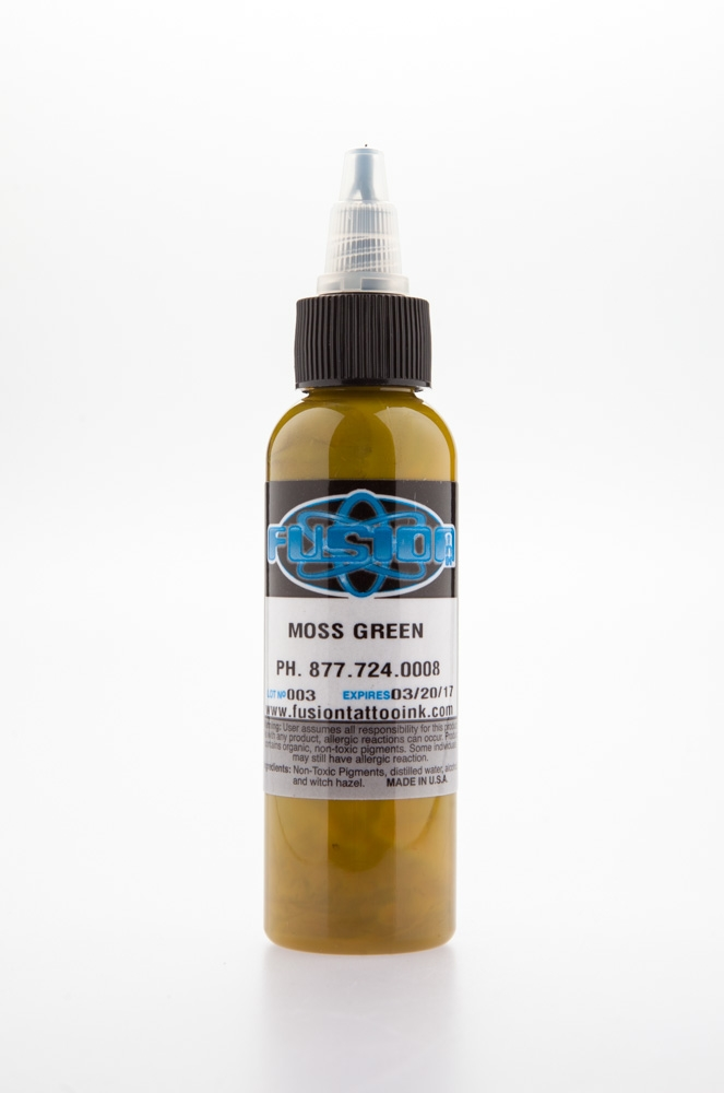 Moss Green 4oz btl