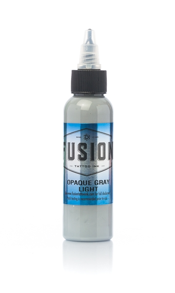 Opaque Gray Light, 1 oz bottle