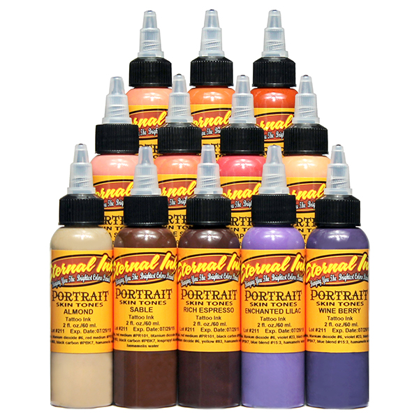 Eternal Portrait 1oz Set, 12 Colors