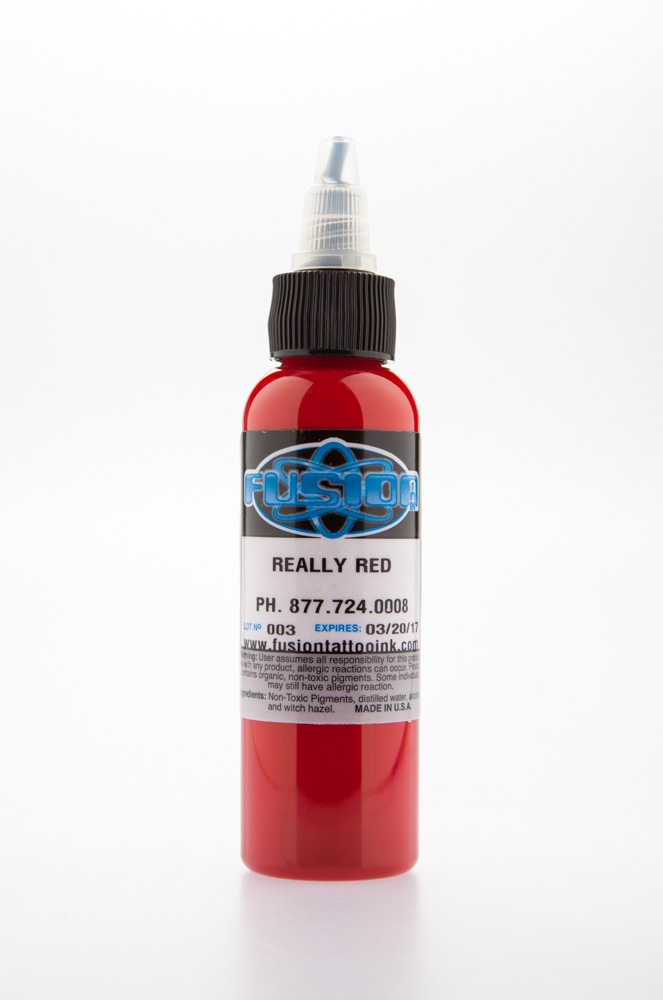 Really Red 4oz btl