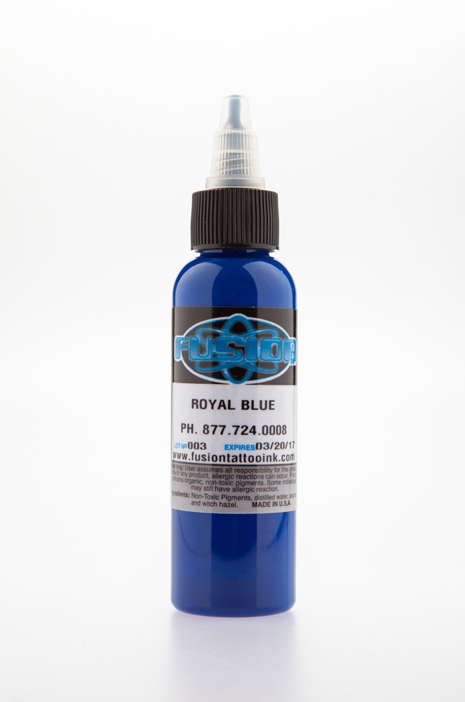 Royal Blue 4oz btl