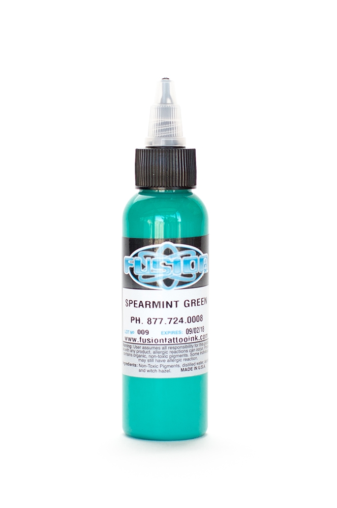 Spearmint Green 2oz Blt
