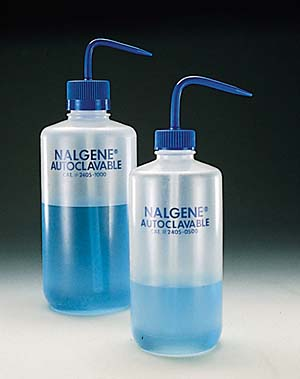 Squeeze bottle, 500 ml, autoclavable.