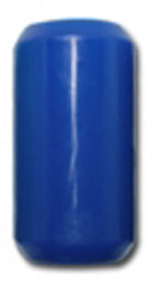 "5/8"" Blue Silicone Grip"