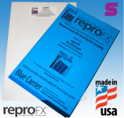 Thermofax Carrier Sheet