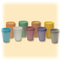 5 OZ White Drinking Cups