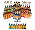 Eternal Gold Set, 60-2oz bottles
