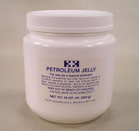 Petrolatum (white) 1lb Jar