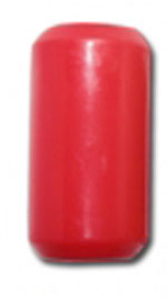 "5/8"" Red Silicone Grip"