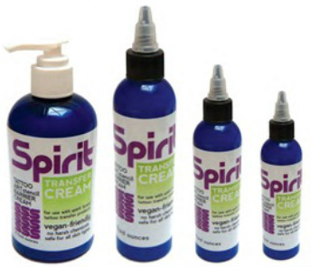 Spirit Transfer Cream, 4 Oz.