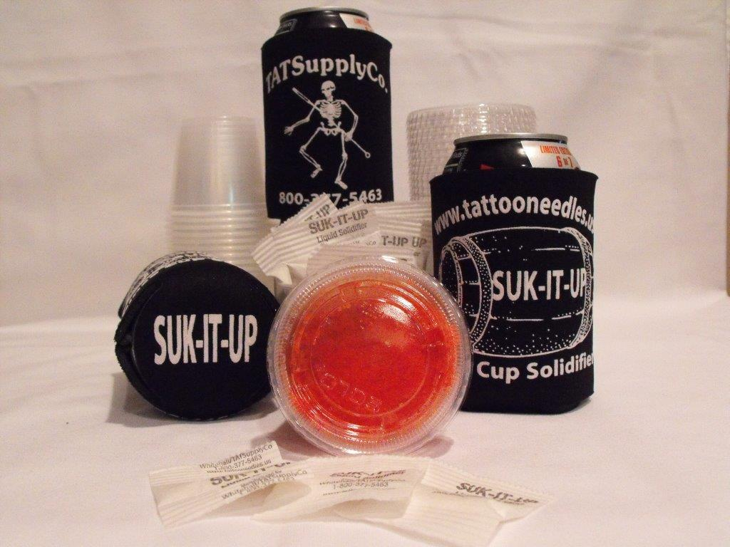 Koozie SUK-IT-UP Sampler