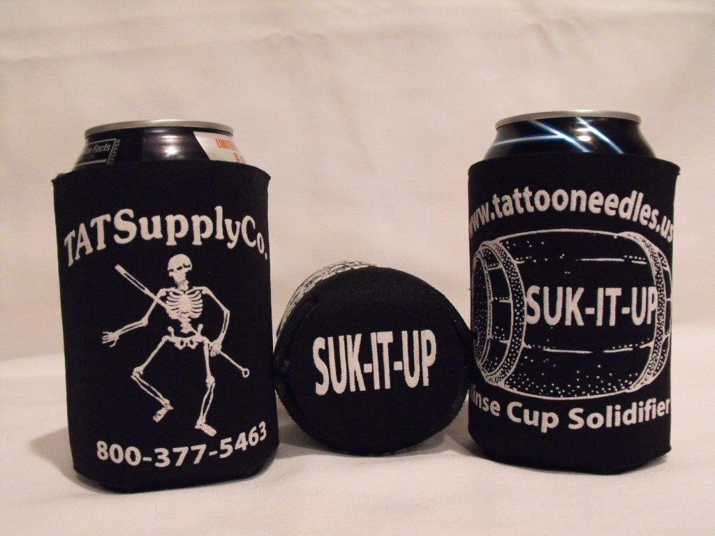 SUK IT UP Koozie